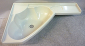 Autocruise Shower Room Sink 1 LEFT HAND